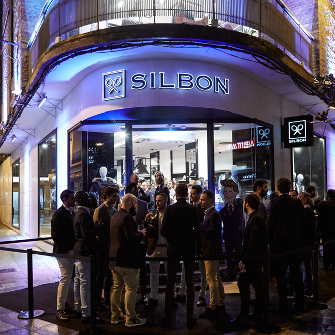 Silbon Flagship Store Opening Party