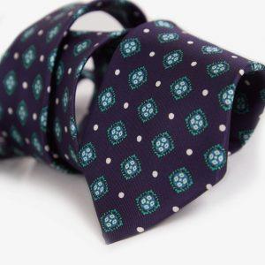 corbata-lunares-geometricos-azul-verde